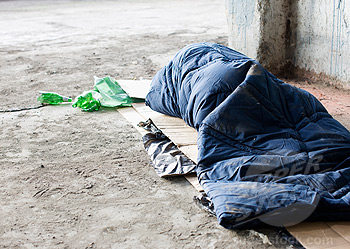 Featured image for How to help a rough sleeper