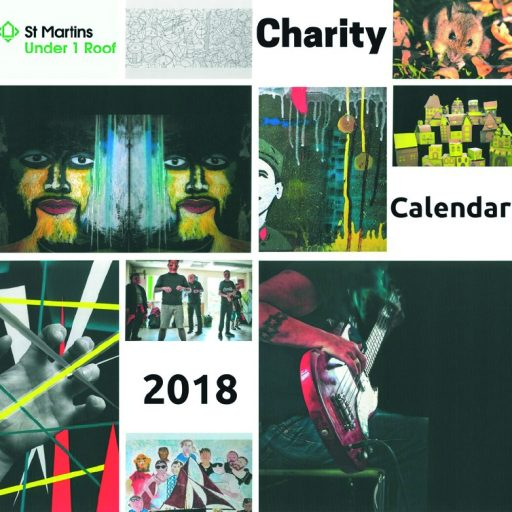 Featured image for St Martins 2018 Calendar for sale