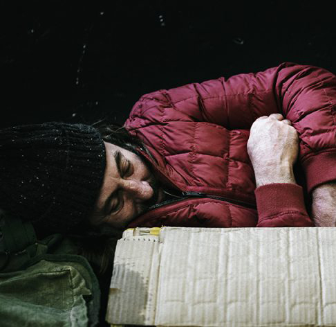 Featured image for Homelessness is not just for Christmas