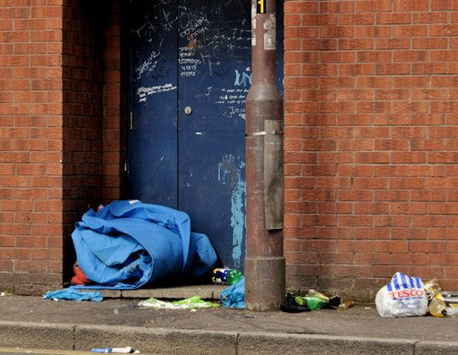 Featured image for Official figures on rough sleeping in Norwich released