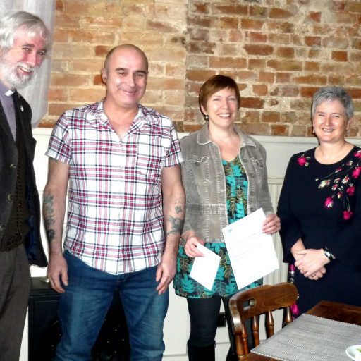 Featured image for Old Buckenham volunteers raise over £32k for St Martins