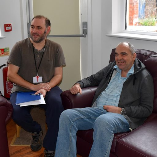 Featured image for A day in the life of a support worker: Highwater House