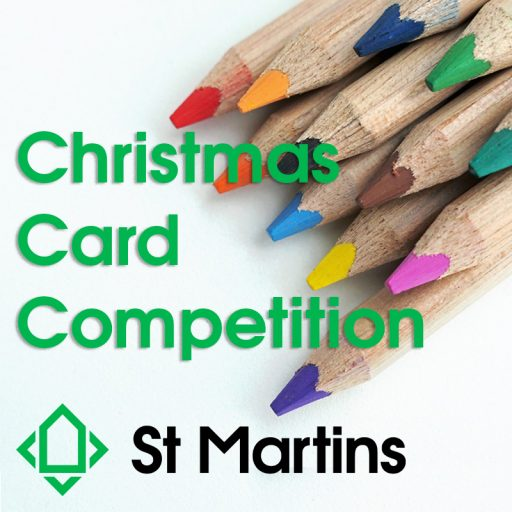 Featured image for St Martins launches Christmas card competition