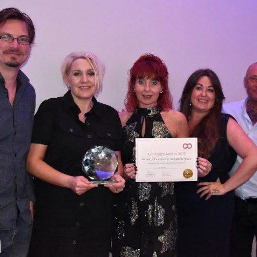 Featured image for St Martins wins national award for excellence in supporting people