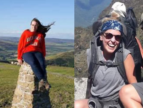 Featured image for Helen and Sophie's three peaks challenge