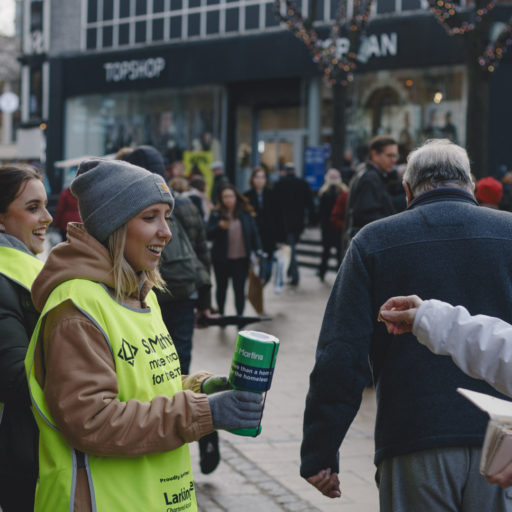 Featured image for Public raise over £39k to support homeless people in Norwich