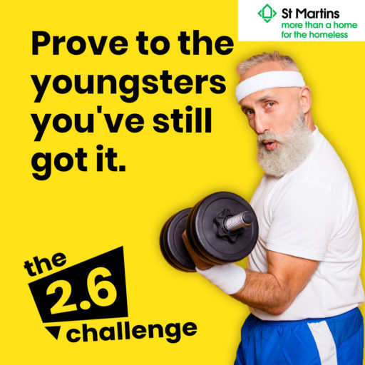 Featured image for Norfolk charities join forces to promote 2.6 challenge