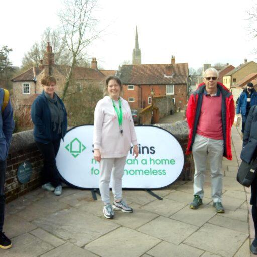 Featured image for St Martins joins Walking 4 Norfolk challenge